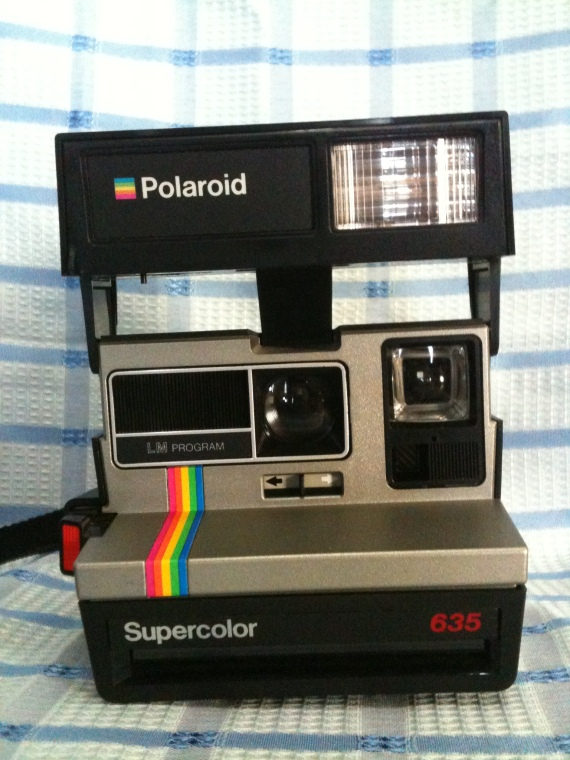 POLAROID SUPERCOLOUR 635 #635 $120.00